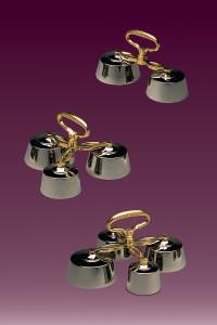 Dzwonki kościelne mosiężne